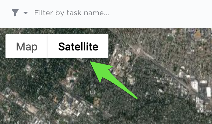Satellite View for Map